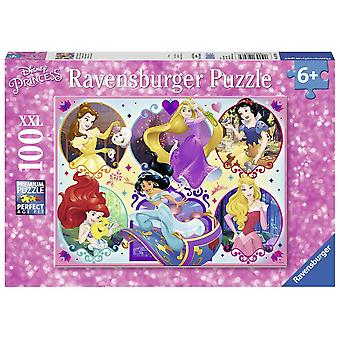 Ravensburger Disney Princess Collection XXL 100pc Jigsaw Puzzle 2