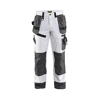 Blaklader x1500 painters trousers white 1510 - mens (15101210)
