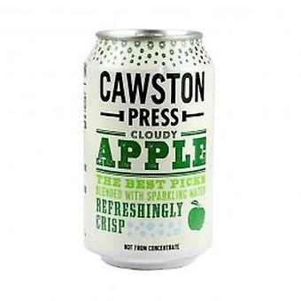 Cawston - Sparkling Cloudy Apple Can 330ml