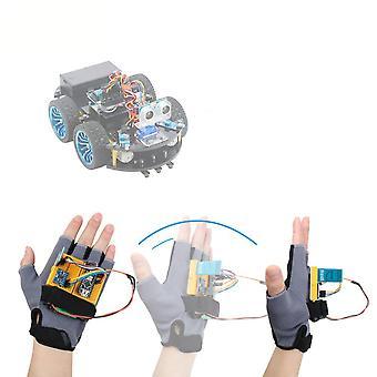 الحركة كاتب كيت لاردوينو نانو V3.0 روبوت التعليمية سيارات اللعب Mpu6050 6 محور