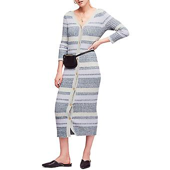 Free People   Cozy Up Cardigan Midi Dress