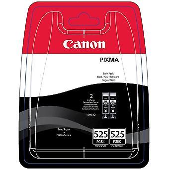 Canon 4529B010 (525 PGBK) Cartuccia inchiostro nero, 323 pagine, 19ml, Confezione qty 2