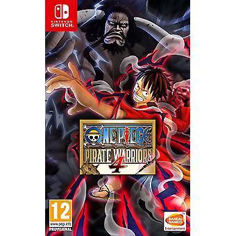 One Piece Pirate Warrriors 4 Nintendo Switch Jeu