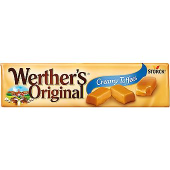 Werthers Original cremige Toffees, 48g Roll Pack