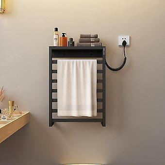 Elektrický vyhrievaný vešiak na uteráky, sušička - kúpeľňové armatúry z nehrdzavejúcej ocele