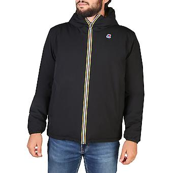 K-way - k00a4k0 men's bomber jacket