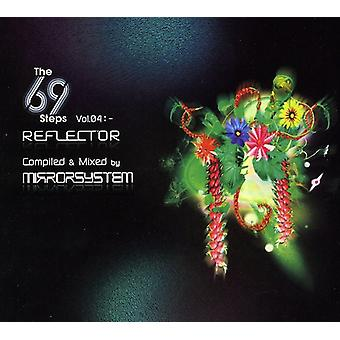 Mirror System - Reflector-Mixed & Compiled by Mirror System [CD] USA import