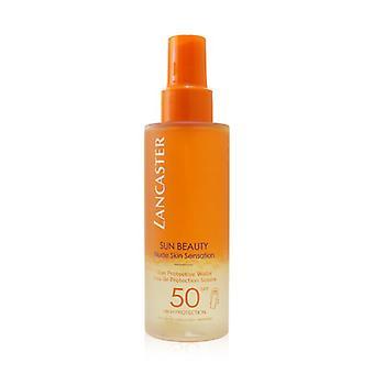 Auringon kauneus alaston ihon tunne Aurinko suojaava vesi Spf50 - 150ml / 5oz