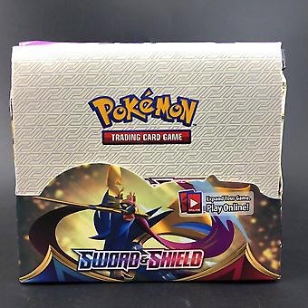 Children Battle  Game Card Collection Trading  Pokemones For Funs Gift English Version Toy