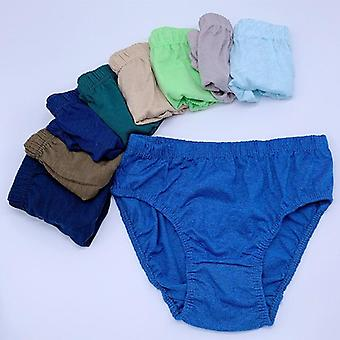 Boys Solid Underwear Baby Panties Briefs Panties For Kids
