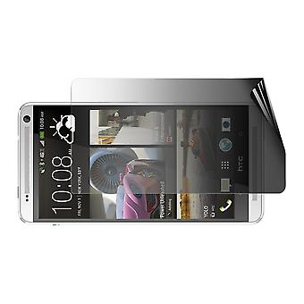 Celicious Privacy 2-Way Landscape Anti-Spy Filter Screen Protector Film Compatible with HTC One Max