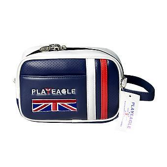 Golf pussi, käsilaukku, Pu Matreial, Zipper Mini arvoesineet matkapuhelinpussi