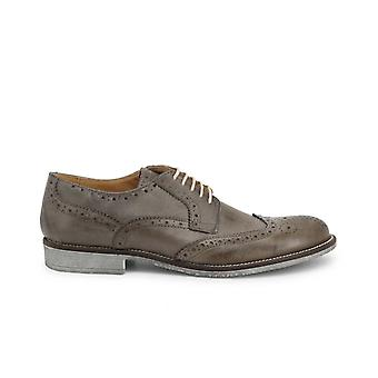 Guido bassi 2 crust-men's leather laced shoes
