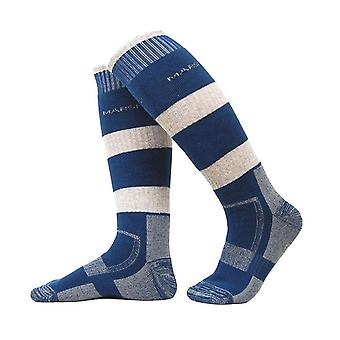 Professional Winter, Combed Cotton Wool, Thermal Ski Socks, Thermal Socks