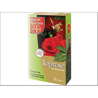 Bayer Toprose Fertilizer 4kg