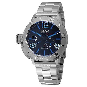 U-Boat 9014-MT Sommerso Blue Wristwatch