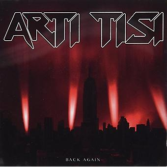 Arti Tisi - importation USA Back Again [CD]