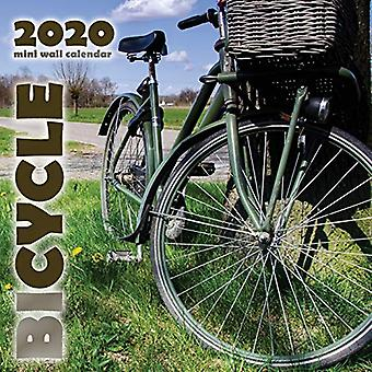 Vélo 2020 Mini Wall Calendrier