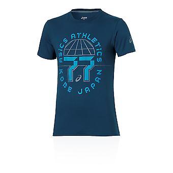 T-Shirt di formazione grafica ASICS