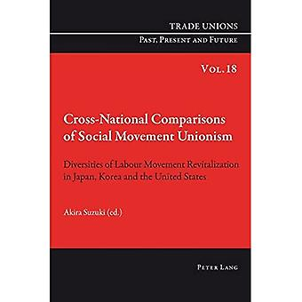 Cross-National Comparisons of Social Movement Unionism: Diversities of Labour Movement Revitalization in Japan...