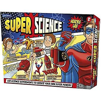 Super Science - Heroes