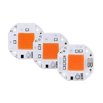 Welding Free Led Cob Chip For Plants Growing Tent