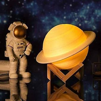 Akumulator 3d Print Moon Lamp Night Light