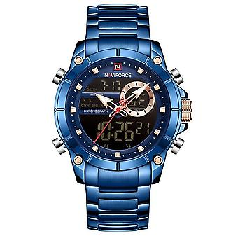 Relogio Masculino Military Quartz Mens Watches, Waterproof Sports Wrist Watch