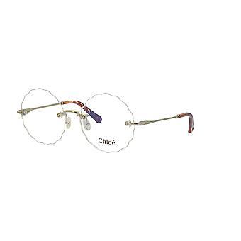 Chloe CE2147 906 Medium Gold Glasses