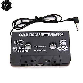 Car Cassette Player Tape Adapter Cassette Mp3 Player Converter Ipod