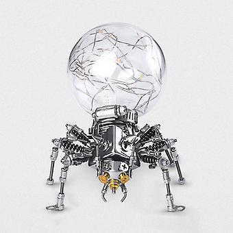 Mechanical Spider Night Light & DIY Model Toy Kit