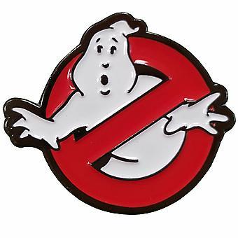 Odznak logo Ghostbusters smalt