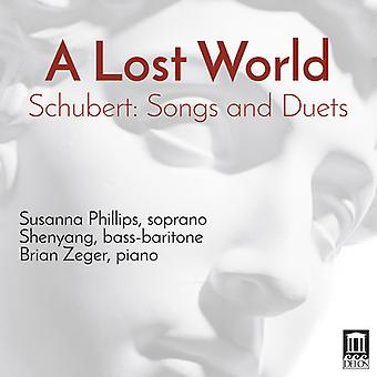 Schubert / Phillips / Zeger - Lost World [CD] USA import