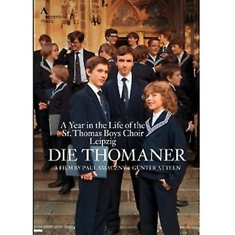 J.S. Bach - Year in the Life of the st. Thomas Boys Choir Leip [DVD] USA import