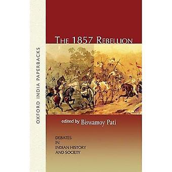 The 1857 Rebellion (Oxford India Paperbacks)