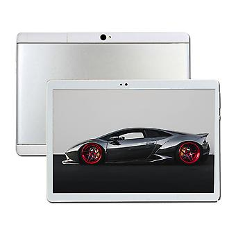 "Tablet 10.1 ""2GB Ram 32GB 3G SIM Connection Silver"