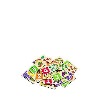 Alatoys Wooden  dominoes 1