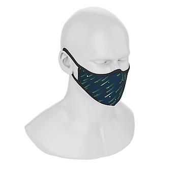 Maskery Premium Face Mask Meteorite Rain