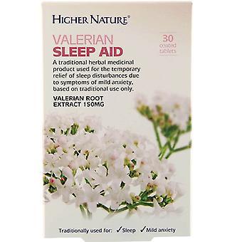 Mayor naturaleza Valerian Sleep Aid Tabs 30 (HEVS030T)
