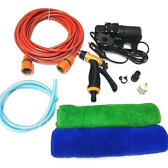 Car wash washing machine cleaning electric pump pressure washer device 12v