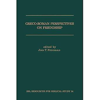 Greco-Roman Perspectives on Friendship (South Florida Studies in the History of Judaism)