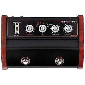 Jet phaser guitar pedal