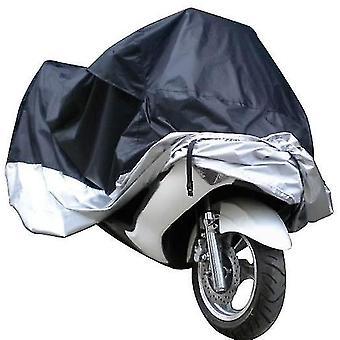 Motorcycle bike moped scooter cover waterproof rain uv dust prevention dustproof covering