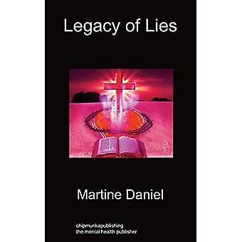 Legacy of Lies by Martine Daniel - 9781849913614 Book