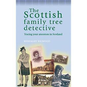 Scottish family tree detective