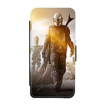The Mandalorian Samsung Galaxy A32 5G Wallet Case