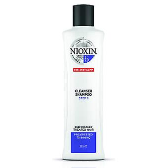 Shampooing Nettoyant Wella Nioxin System 6
