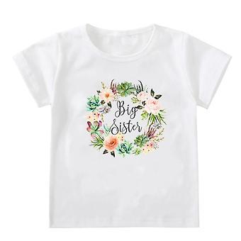 Lasten t-paita, Toppit, Kesä lyhythihainen paita