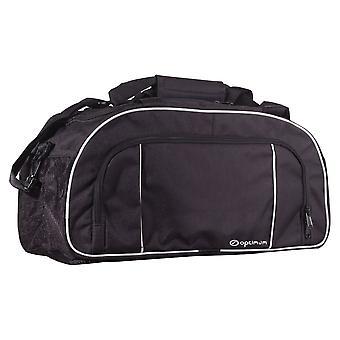 Optimum Sports Studded Base Adjustable Shoulder Strap Holdall Bag - Junior