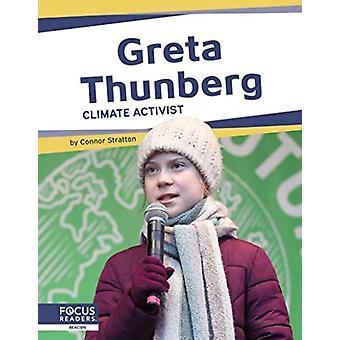 Belangrijke Vrouwen Greta Thunberg Klimaatactivist door Meg Gaertner